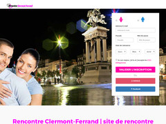 site re rencontre sans inscription Clermont Ferrand